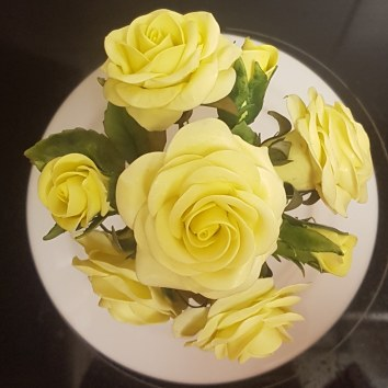 Large, Medium, Small, Bud roses