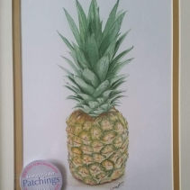 """""""Ananas"""" Selected for Annual International Art Exhibition at Patchings Art Centre Nottingham"""